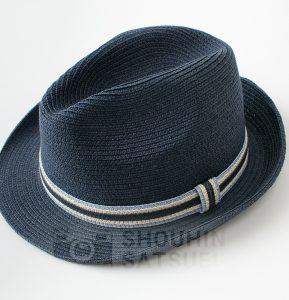 平置き撮影サンプル-帽子1
