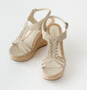 平置き撮影サンプル-靴1