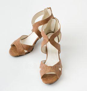 平置き撮影サンプル-靴2