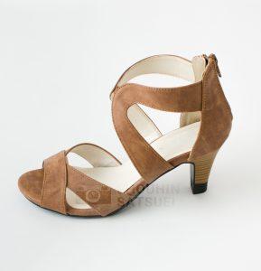 平置き撮影サンプル-靴3