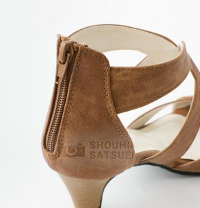 平置き撮影サンプル-靴5