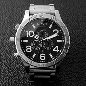 腕時計の撮影